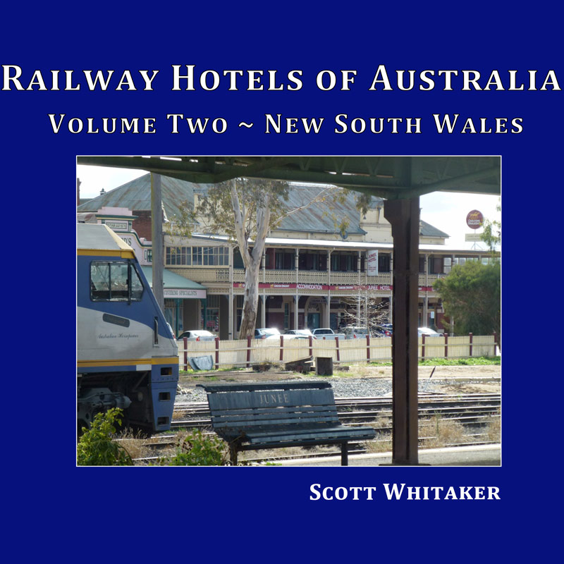 Railway Hotels of Australia author talk at Tamworth Library