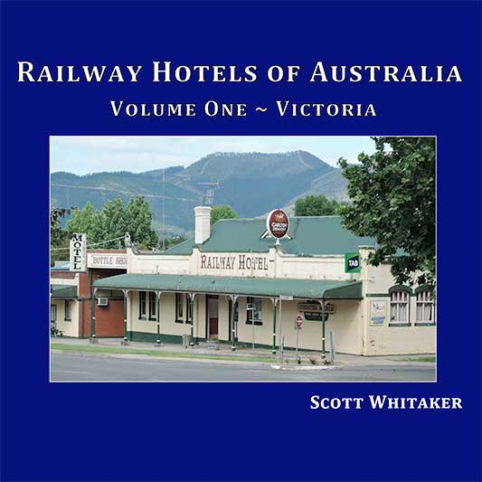 Railway Hotels of Australia at Victoria's Model Train Exhibition
