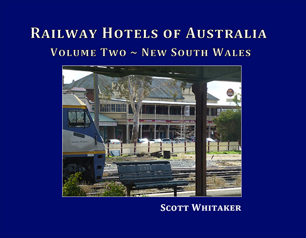 Front Cover - Volume Two, NSW