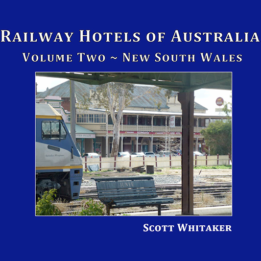 Railway Hotels of Australia author talk at Broken Hill City Library