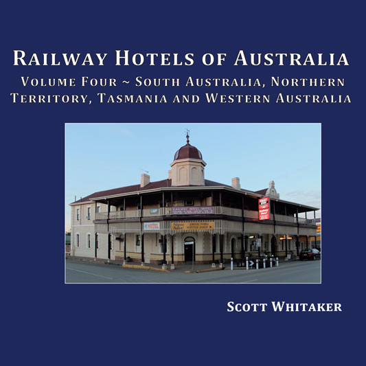 Railway Hotels of Australia author talk at Freeling Library